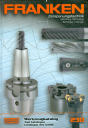Image for Franken Milling Cutters With Carbide Idexable Inserts